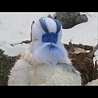 "Stephen Tako | The Dancing Yeti in ""Bless This Beast"""