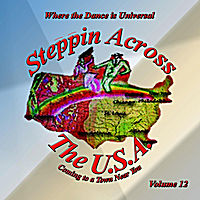 Various Artists | Steppin Across the USA, Vol. 12