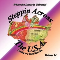 Various Artists | Steppin Across the Usa, Vol. 14