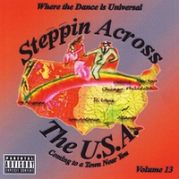Various Artists | Steppin Across the Usa, Vol. 13