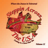Various Artists | Steppin Across The USA, Vol. 11