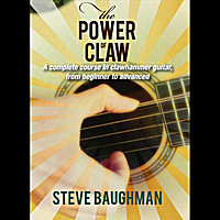 Steve Baughman | The Power of Claw: A Complete Course in Clawhammer Guitar (DVD)