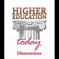 Steven Roy Goodman | Higher Education Today (Dissertations)