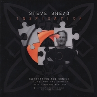 Steve Shead | Inspiration