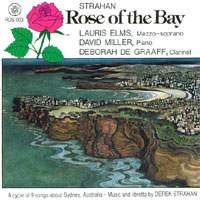 Lauris Elms, Deborah de Graaff, David Miller | Rose Of The Bay