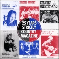 Various Artists | 25 Years Strictly Country Magazine