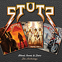 Stutz | Blood, Sweat, And Tears 3CD Box Set