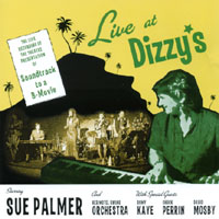 Sue Palmer | Live At Dizzy's