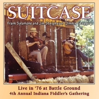 Suitcase - Salamone & Stagger | Live in '76 At Battle Ground
