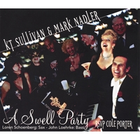 KT Sullivan & Mark Nadler | A Swell Party RSVP Cole Porter