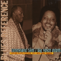 Sunnyland Slim / Big Voice Odom | Chicago Blues Festival 1974