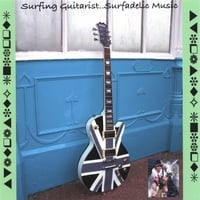 Surfing Guitarist | Surfadelic Music