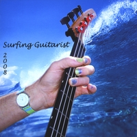 Surfing Guitarist | Seaside Madness