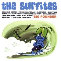 The Surfites | Big Pounder