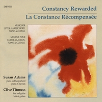 Susan Adams and Clive Titmuss | Constancy Rewarded