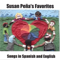 Susan Peña's Favorites | Songs in Spanish and English