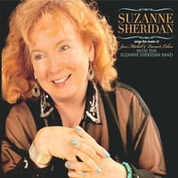 Suzanne Sheridan & The Suzanne Sheridan Band | Suzanne Sheridan Sings the Music of Joni Mitchell & Leonard Cohen