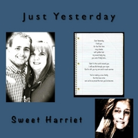 Sweet Harriet | Just Yesterday