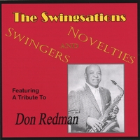The Swingsations | Swingers and Novelties - Featuring A Tribute To Don Redman
