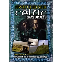 Switchback | The Celtic Sessions Volume 2 - DVD