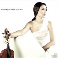 Susanna Yoko Henkel | pure Bach (complete Sonatas and Partitas for Violin solo by J. S. Bach) (2 CD set)