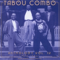Tabou Combo | Anthology, Vol. IV