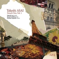 Takeshi Asai | French Trio, Vol. 1