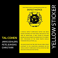Tal Cohen | Yellow Sticker