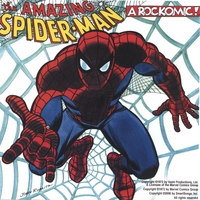 The Amazing Spider-man, A Rockomic | The Amazing Spider-man, A Rockomic