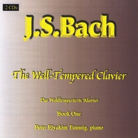 Peter Elyakim Taussig | J.S.Bach: The Well-Tempered Clavier, Book1