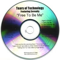 "Tears of Technology | ""Free To Be Me"" Ep"