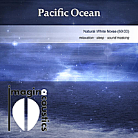 Imaginacoustics | Pacific Ocean (Natural White Noise)