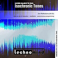 Technomind | Variable Low Pitch 7hz Theta Isochronic Tones