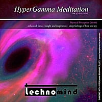Technomind | Hyper Gamma Meditation - Single