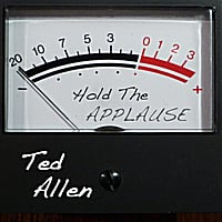 Ted Allen | Hold the Applause
