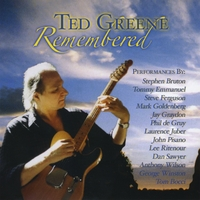 Various Artists | Ted Greene Remembered