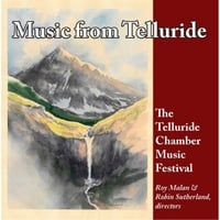 Telluride Chamber Music Festival, Roy Malan & Robin Sutherland | Music from Telluride