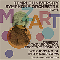 Temple University Symphony Orchestra | Temple University Symphony Orchestra Plays Mozart