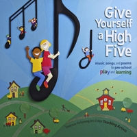 Tennessee Performing Arts Center Teaching Artists | Give Yourself a High Five