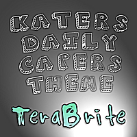 TeraBrite | Katers Daily Capers Theme