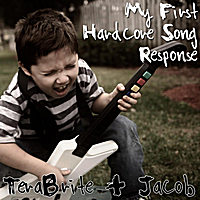 TeraBrite & Jacob | My First Hardcore Song Response