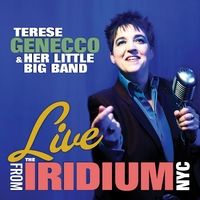 Terese Genecco & Her Little Big Band | Live from the Iridium Nyc