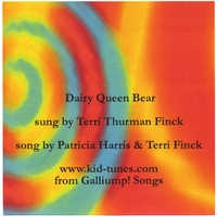 Terri Thurman Finck | Dairy Queen Bear