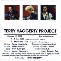 Terry Haggerty | Terry Haggerty Project