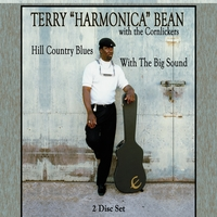 Terry ''Harmonica'' Bean | Hill Country Blues With The Big Sound
