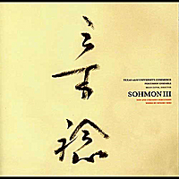 Texas A&M University-Commerce Percussion Ensemble | Sohmon III - New and Unknown Percussion Works by Minoru Miki
