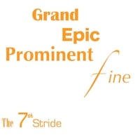 The 7th Stride | Grand Epic Prominent fine
