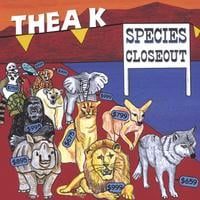 Thea K | Species Closeout