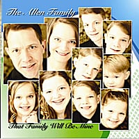 The Allen Family | That Family Will Be Mine