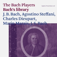 The Bach Players | Bach's Library